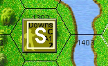 Downs is suppressed but his data is still visible