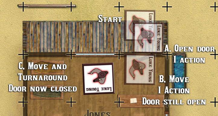 Outlaws - theAction Point system