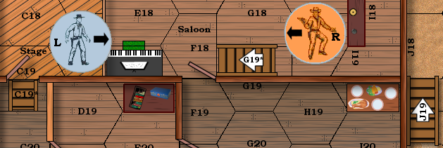 Gunslinger's Saloon - 1 of 19 maps